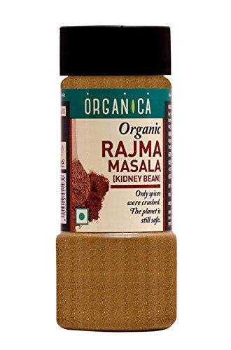 Organica Organic Rajma Masala 75g