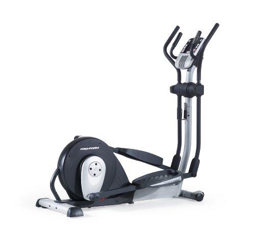 Livestrong Treadmill Rating: Proform Treadmill Zone: ProForm 600 LE Elliptical Trainer