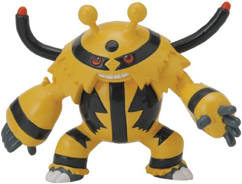 Pokemon Black & White Takaratomy M Figure - M-143 - Electivire/Elekible - 1