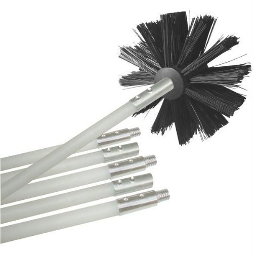 Dryer Duct Cleaning Brush Kit front-607016