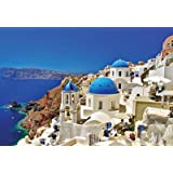 (13x19) Amazing Santorini - Travel In Greek Islands Series Photography Poster