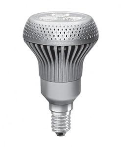 osram 981455 led superstar r50 6w entspricht 40w e14 reflektorlampe 50 mm warmwei. Black Bedroom Furniture Sets. Home Design Ideas