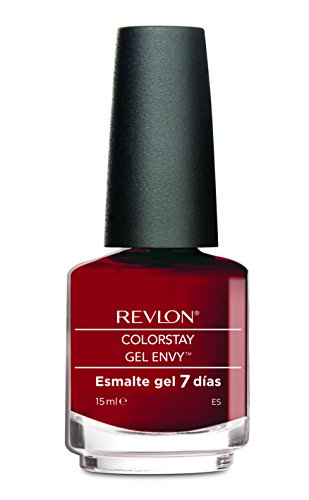 Revlon Colorstay Nailpolish Gel Envy Smalti per Unghie, 010 Elegant - 15 ml