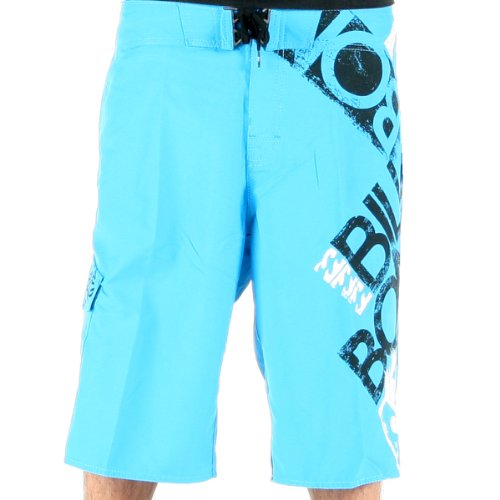 Billabong Blockade Badeshorts 31 blue