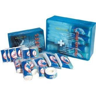Standardausstattung First Aid Kit Refill 20 Personen, für Notfälle zu Hause oder am Arbeitsplatz von Non Branded auf Gartenmöbel von Du und Dein Garten