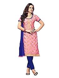 Parinaaz Black soft net fabric Unsticht Dressmaterial