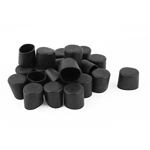 rubber-round-furniture-foot-cover-protector-28mm-inner-dia-24-pcs