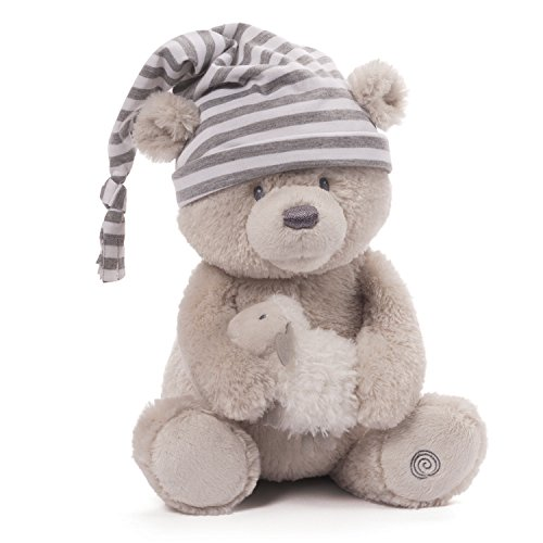 Gund-Baby-Animated-Stuffed-Teddy-Bear-Sleepy-Time