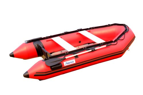 Very inflatable kayak aquos 9 8 feet inflatable boat for Aquos trolling motor review