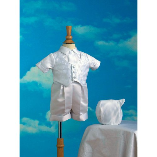 Christening Clothing For Boys front-34736