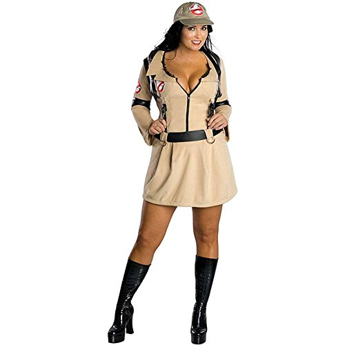Sexy Ghostbusters Plus Size Costume - Plus Size