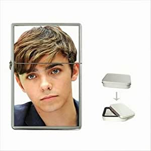 HOT NATHAN SYKES THE WANTED Flip Top Lighter and Case Box