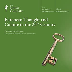 European Thought and Culture in the 20th Century Lecture