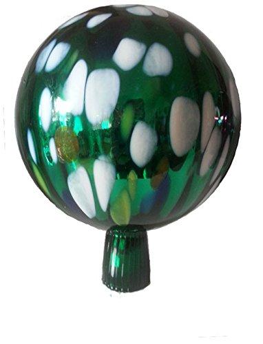 gazing-ball-garden-ball-coloured-green-brightly-multi-colored-mirrored-diameter-approx-16-cm-oberstd