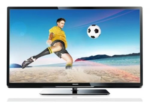 Philips Lcd 42Pfl4007H Led. Fhd.200Hz Edge Led. Smart Tv. Wi-Fi Ready. 4Xhdmi. 3Xusb. Dvb-T