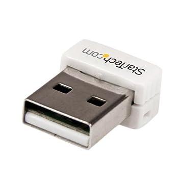 StarTech. com USB150WN1X 1W-802.11N USB LAN sans fil-150Mbps de carte USB WiFi Dongle