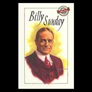 Billy Sunday Speech