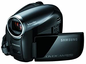 Samsung SC-DX205 Hybrid DVD & Flash Memory Camcorder w/34x Optical Zoom
