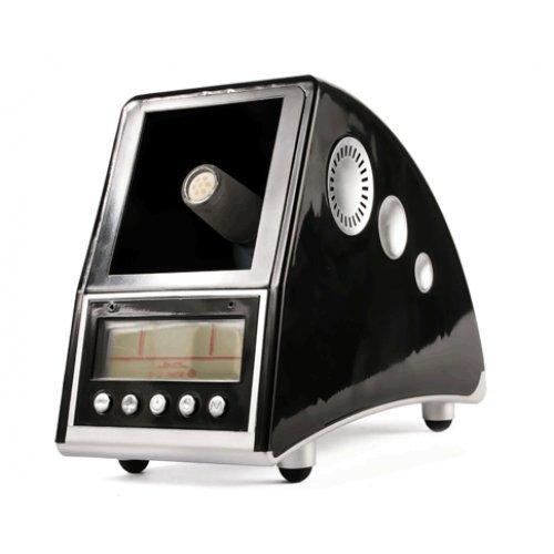 Easy Vape Digital V5 Vaporizer - Black