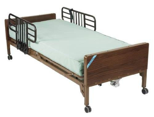 Drive Medical 15004Bv-Pkg-1 Semi Electric Bed