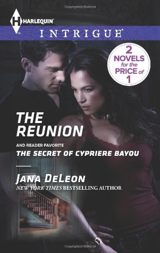 Image of The Reunion: The Secret of Cypriere Bayou (Harlequin Intrigue\Mystere Parish: Family Inheritance)