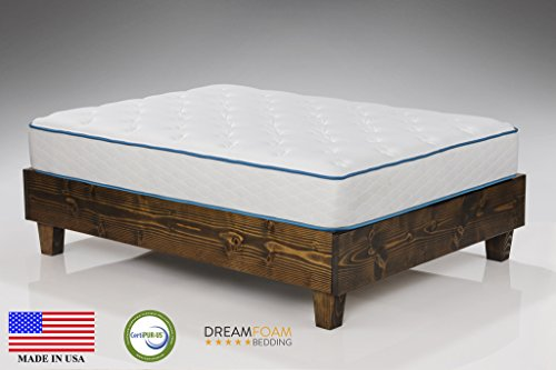 Review Of Dreamfoam Bedding Arctic Dreams 10-Inch Cooling Gel Mattress, Queen