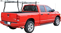 All Steel Double Support Pickup Truck Ladder Rack