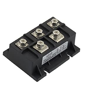 AC 1600V 200A 5 Terminals Electronic Diode Rectifier Module Transistor Semiconductor