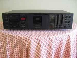 Nakamichi BX-100 2 Head Cassette Deck