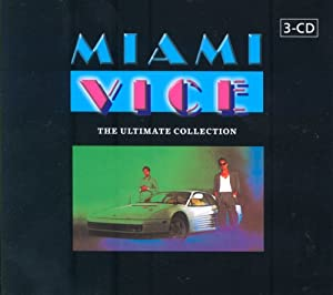 Miami Vice the Ultimate Collection (3 CD