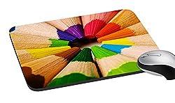 meSleep Color Pencils Mouse Pad