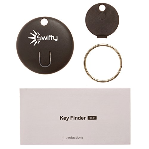 SwiftyFinder-Key-Finder-Premium-Smart-Wireless-Proximity-Sensor-Waterproof-Keyfinder-40-Item-Locator-Phone-Tracker-Wallet-Tracer-New-Generation-Anti-Lost-Remote-Control-Shutter-Selfie-for-IOS-Android