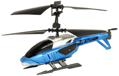 Silverlit 84634 Apple Bluetooth Sky Heli - Blue