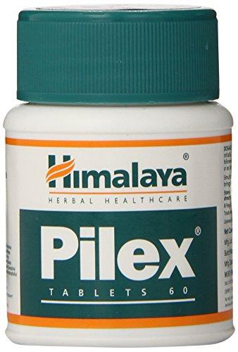 4 X HIMALAYA VEINCARE / PILEX 240 TABLETS