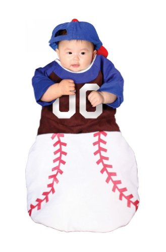 Bunting Home Run Costume - Infant Costume front-950015