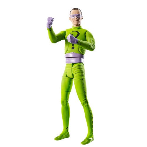 Batman Classic Tv Series The Riddler Collector Action Figure at Gotham City Store