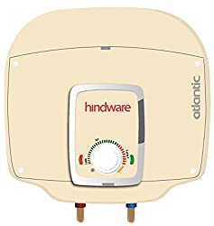 Hindware Atlantic HS25PII25 25-Litre Storage Water Heater (Ivory)