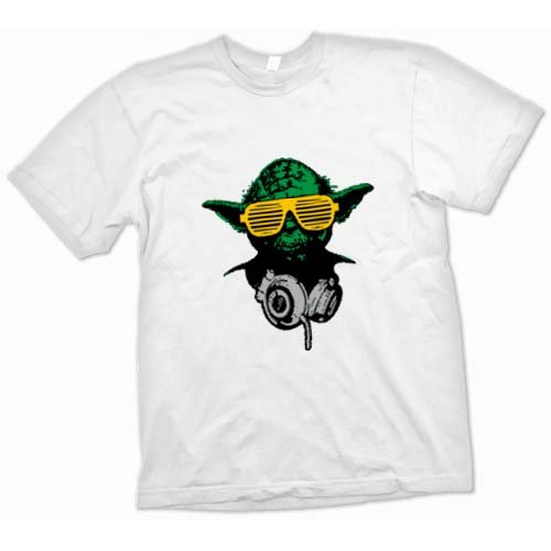 DJ Yoda Jedi Star Wars Funny T Shirt All Sizes