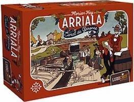 Asmodee - ARI01 - Jeu de stratégie - Arriala Le Canal de la Garonne