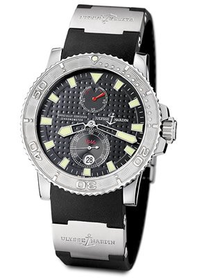 Ulysse Nardin Men's 263-33-3/91 Maxi Marine Divers Watch