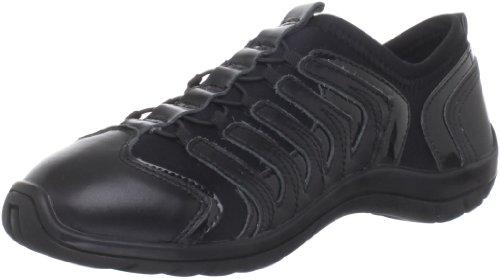 capezio-snakespine-scarpe-e-borse-unisex-adulto-nero-black-395-eu