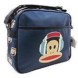 Paul Frank headphones Messenger Bag - Navy
