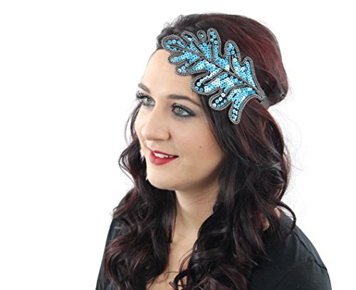 Flapper-Fun-Sequin-Leaf-Headband