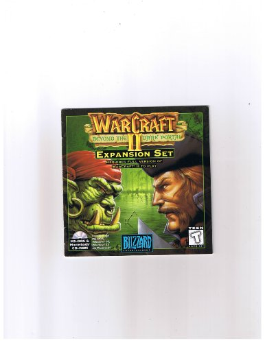 WarCraft II Beyond the Dark Portal Expansion Set (Apple Ii Dos compare prices)