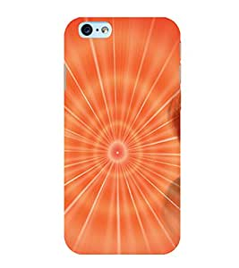 printtech Abstract Pattern Aura Back Case Cover for Apple iPhone 6S