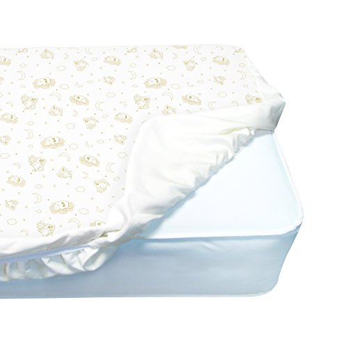 Serta Perfect Crib Mattress Cover, Balance Organic