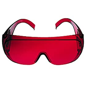 Bosch DLA001 Laser View-Enhancing Glasses