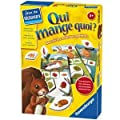 Ravensburger - 24255 - Jeu Educatif  - Qui mange quoi ?
