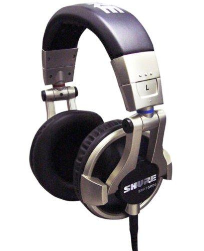【国内正規品】 SHURE プロフェッショナル・モニター・ヘッドホン SRH750DJ-A