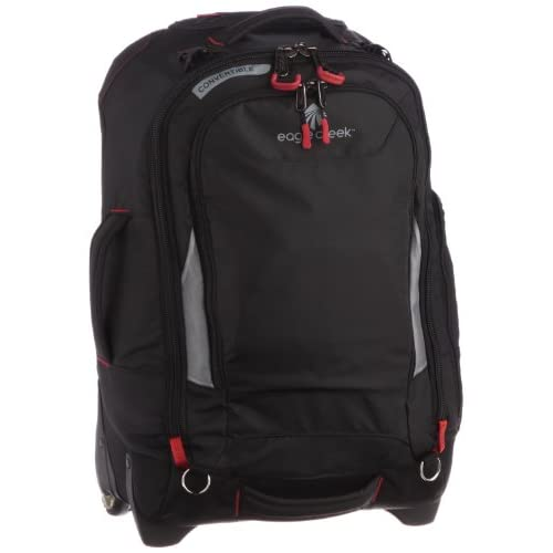 [イーグルクリーク] Eagle Creek Flip Switch Wheeled Backpack 22 11862010 black (black)